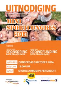Uitnodiging gemeente Papendrecht