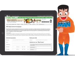 SponsorMan iPad Voetbal_nl 260x200