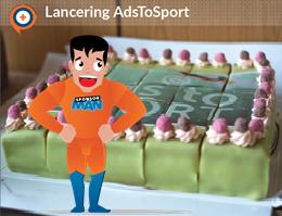 SponsorMan Lancering AdsToSport 260x200