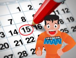 SponsorMan Kalender 260x200