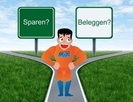 SponsorMan Sparen of beleggen 260x200