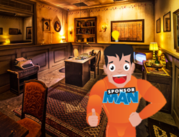 SponsorMan Escape Room 260x200